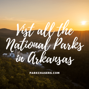 National Parks in Arkansas