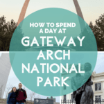 A Day At Gateway Arch National Park