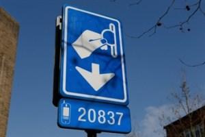 Parking meter mobile app