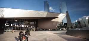 The smart parking project at rotterdam centraal