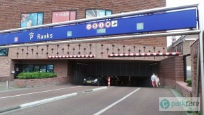 Parking garage Haarlem raaks