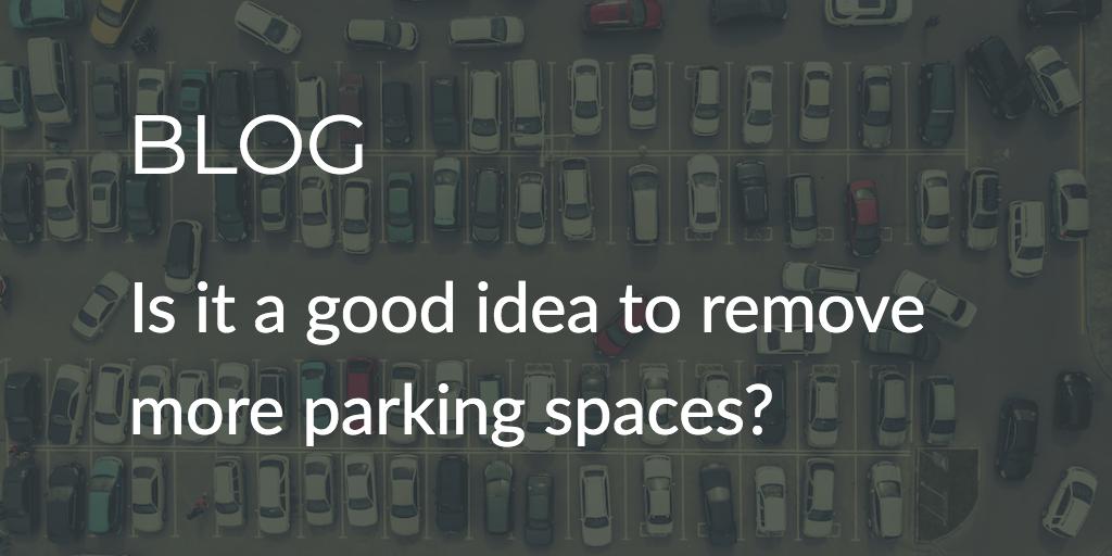 Moeten we parkeerplaatsen in de binnenstad verwijderen? Voor- en nadelen
