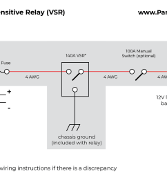 vsr wiring diagrampurchase on amazon com [ 2041 x 966 Pixel ]