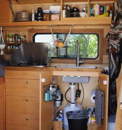 building a diy water system into a campervan conversion [ 1067 x 1334 Pixel ]