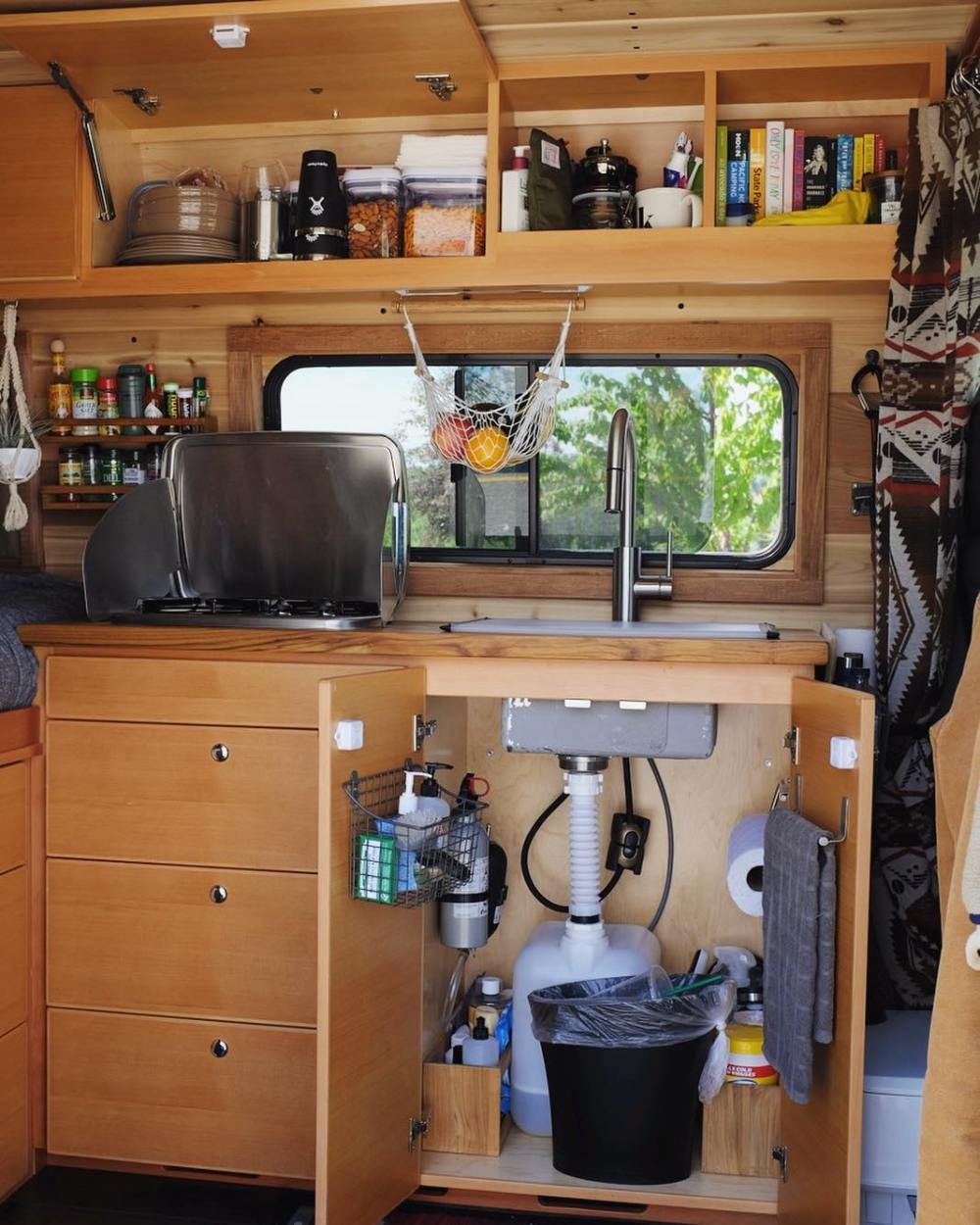 medium resolution of building a diy water system into a campervan conversion