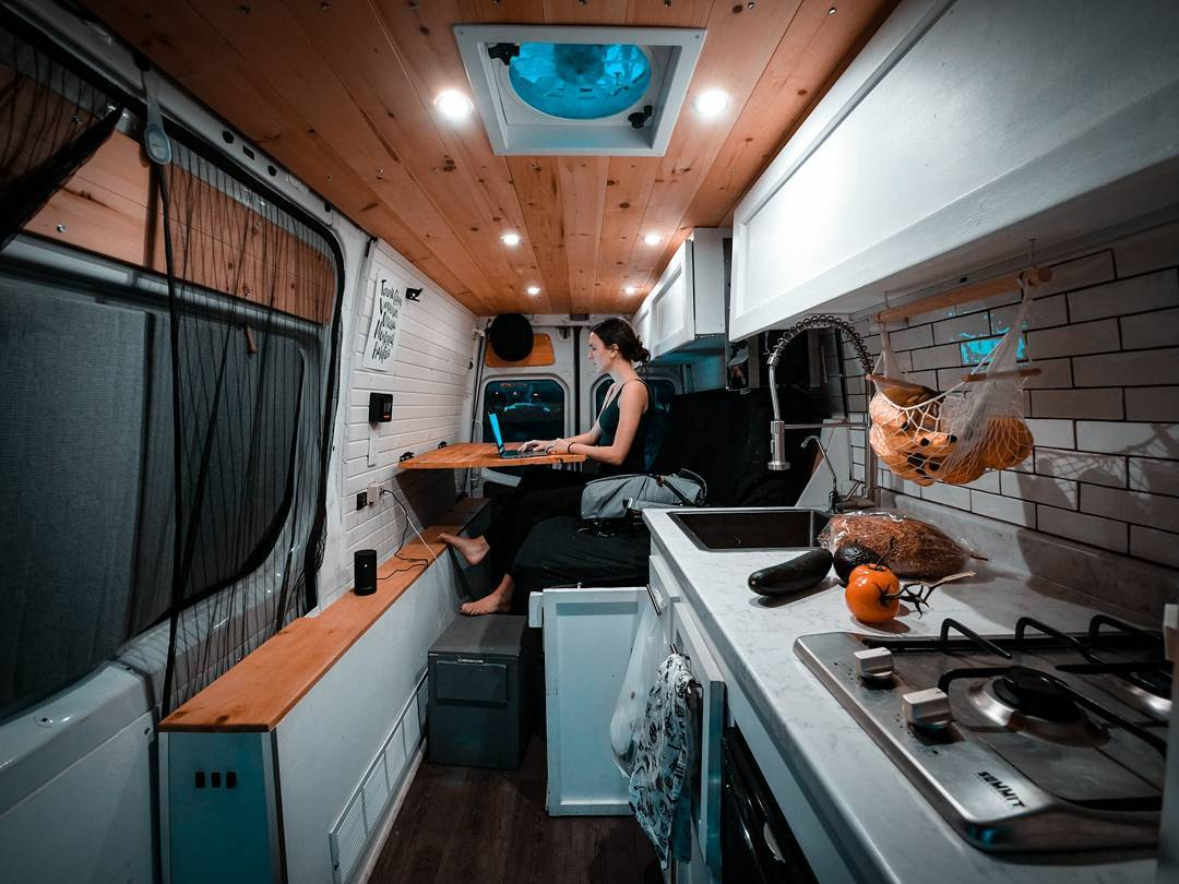 DIY Sprinter Van Conversion Ideas  Mercedes Sprinter
