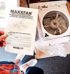 how to install a maxxair fan  [ 1080 x 846 Pixel ]