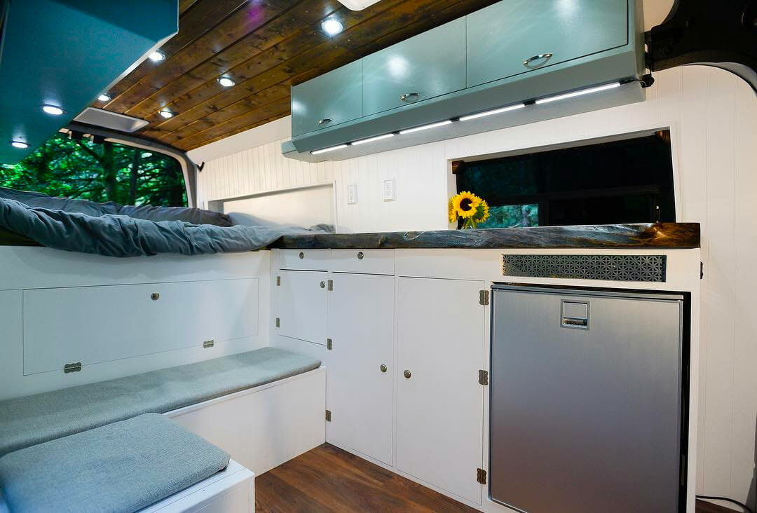 hight resolution of building 12v lights into a diy campervan conversion build
