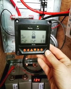 Installing A Battery Monitor In A Camper Van Conversion