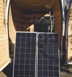 solar power system for a van [ 1080 x 1080 Pixel ]