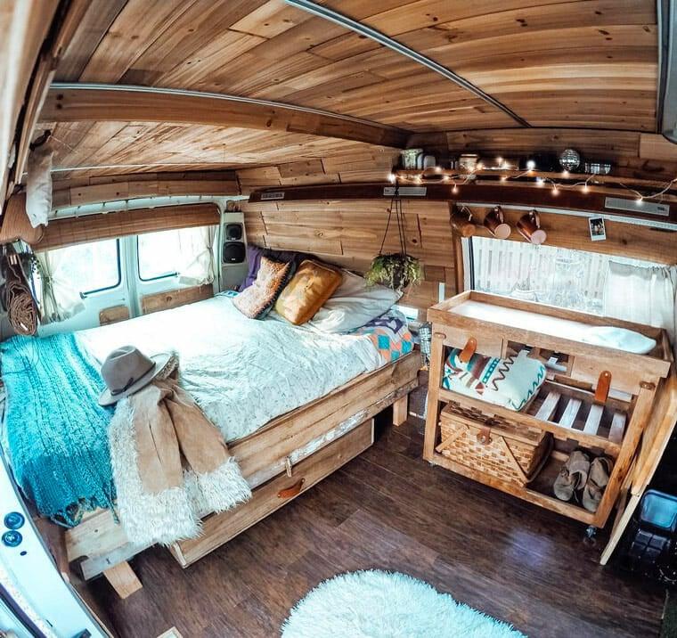 Campervan Interior Inspiration