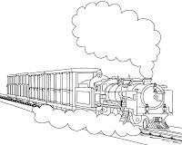 Malvorlagen - Dresdner Parkeisenbahn eV
