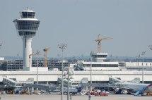 Flughafen Dusseldorf Ankunft