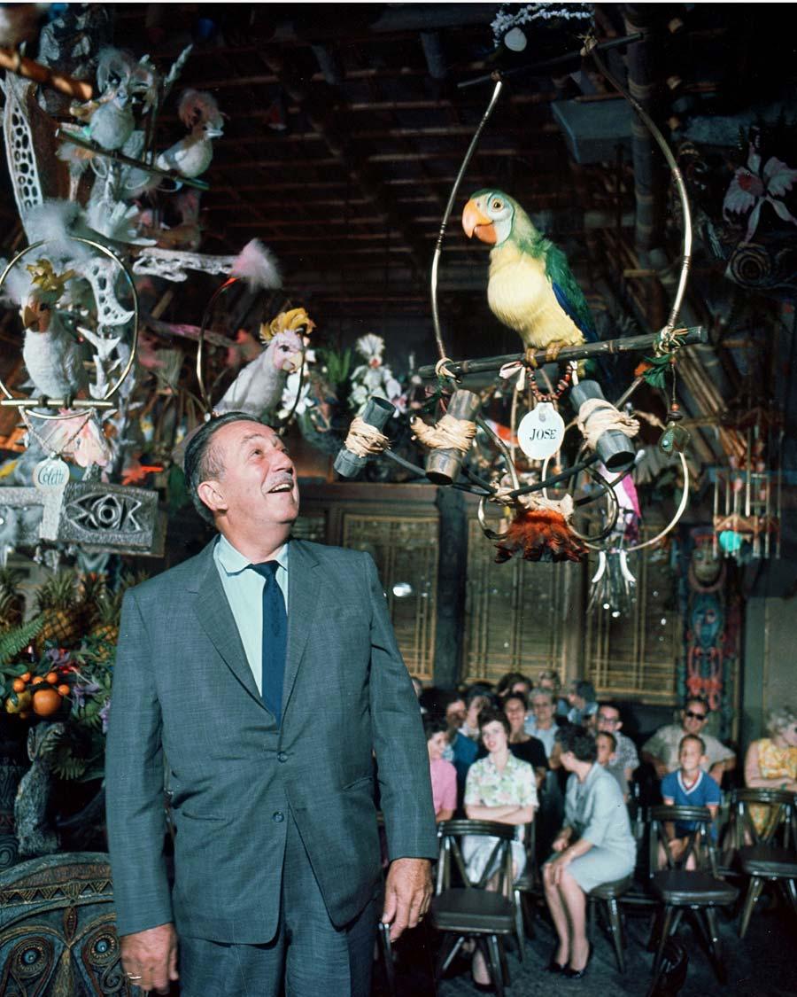 The Secret History of Disneys Tiki Room and Trader Sams