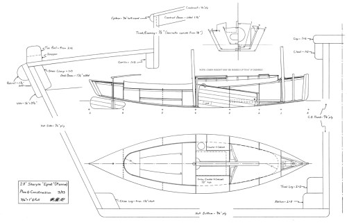 small resolution of and even if they did have a transom hung rudder no great trouble is usually taken to make the rudder angle plumb most usually look like this