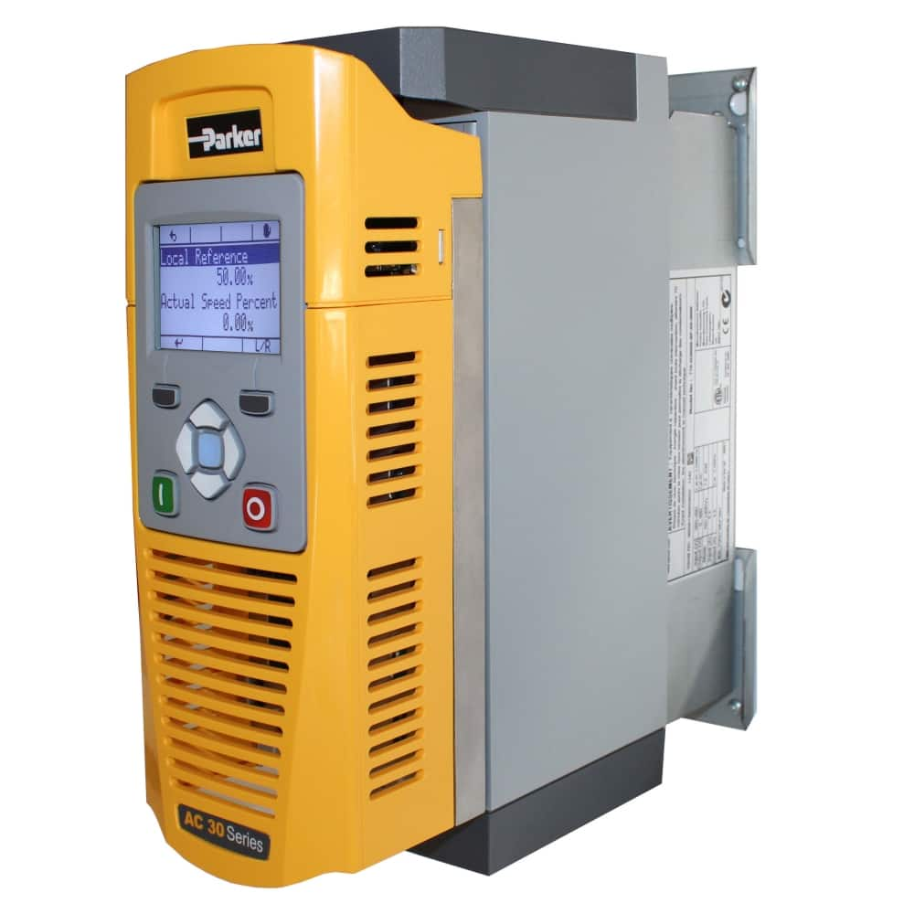 hight resolution of click for larger view the ac30v variable speed drives provide users with