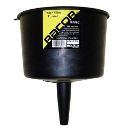 rff series filter funnels are designed to protect engines during fueling by removing free water and particulates present in stored gasoline diesel  [ 1000 x 1000 Pixel ]