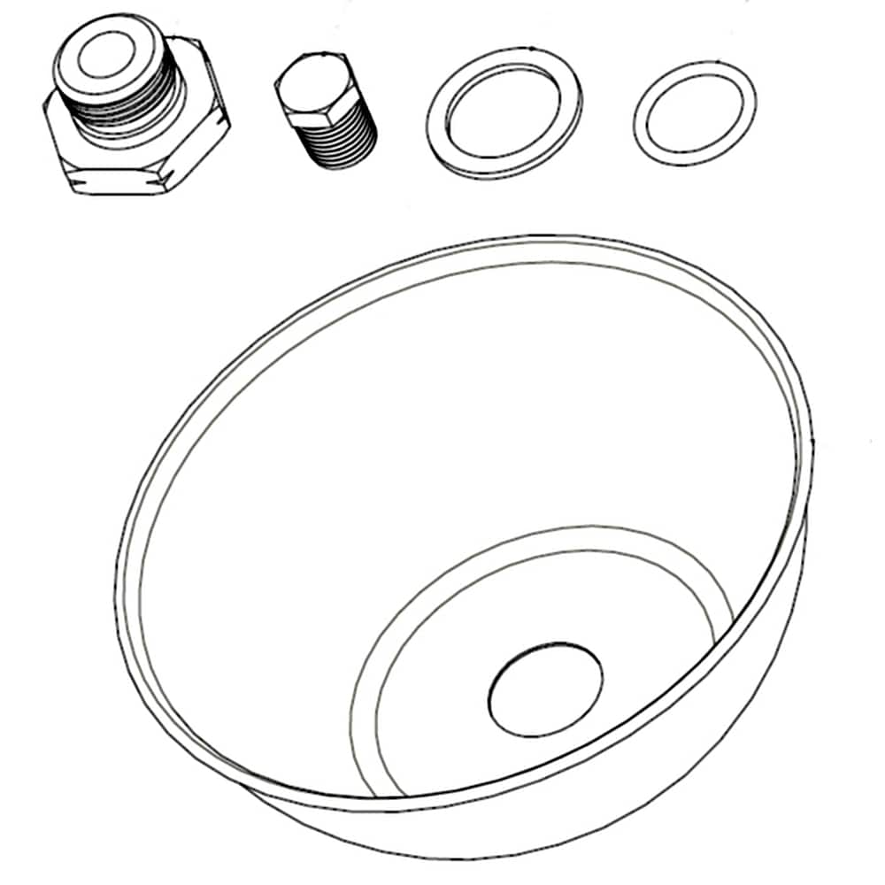RK 15104 - Replacement Parts and Kits
