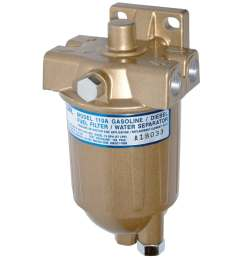 high pressure fuel filter water separator racor 110a series [ 1000 x 1000 Pixel ]