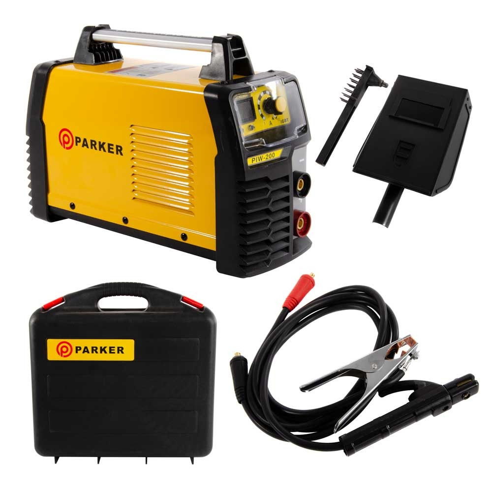 200 amp inverter welder