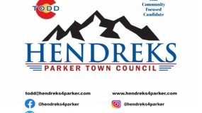 todd hendreks for Parker Town Council