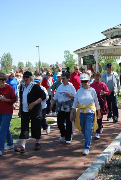 senior resources in parker include activities such as the senior stroll at obrien park