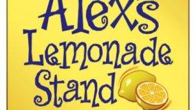 Alex's Lemonade Stand Fundraiser for Childhood Cancer