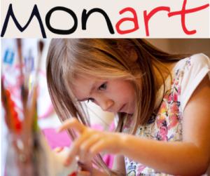 parker monart art for kids