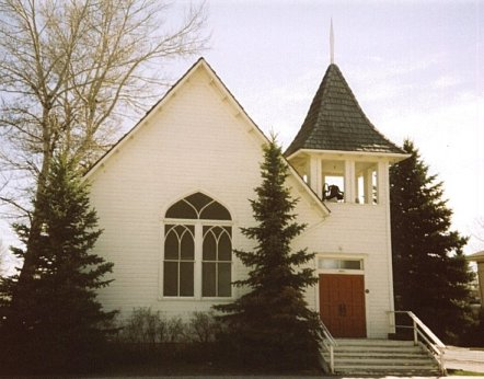 Ruth Memorial CHapel Parker COlorado Mainstreet