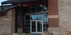 parker town hall