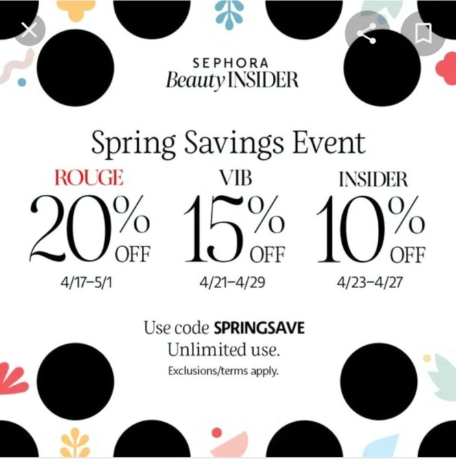 Sephora vibes rouge spring 2020 sale