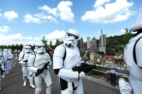 Image result for legoland germany star wars