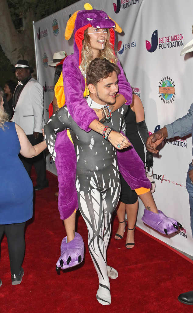 Paris Jackson, Prince Jackson, Costume For A Cause