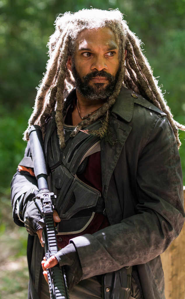 Khary Payton, The Walking Dead Season 8