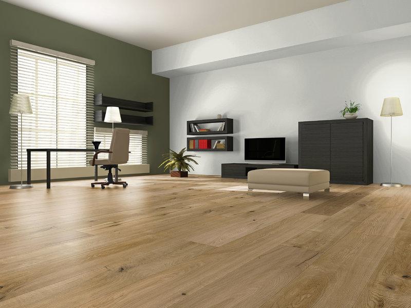 Wohnzimmer Eiche Grau