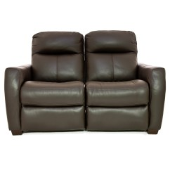 2 Seater Power Recliner Sofa Contemporary Chaise Fraser Two