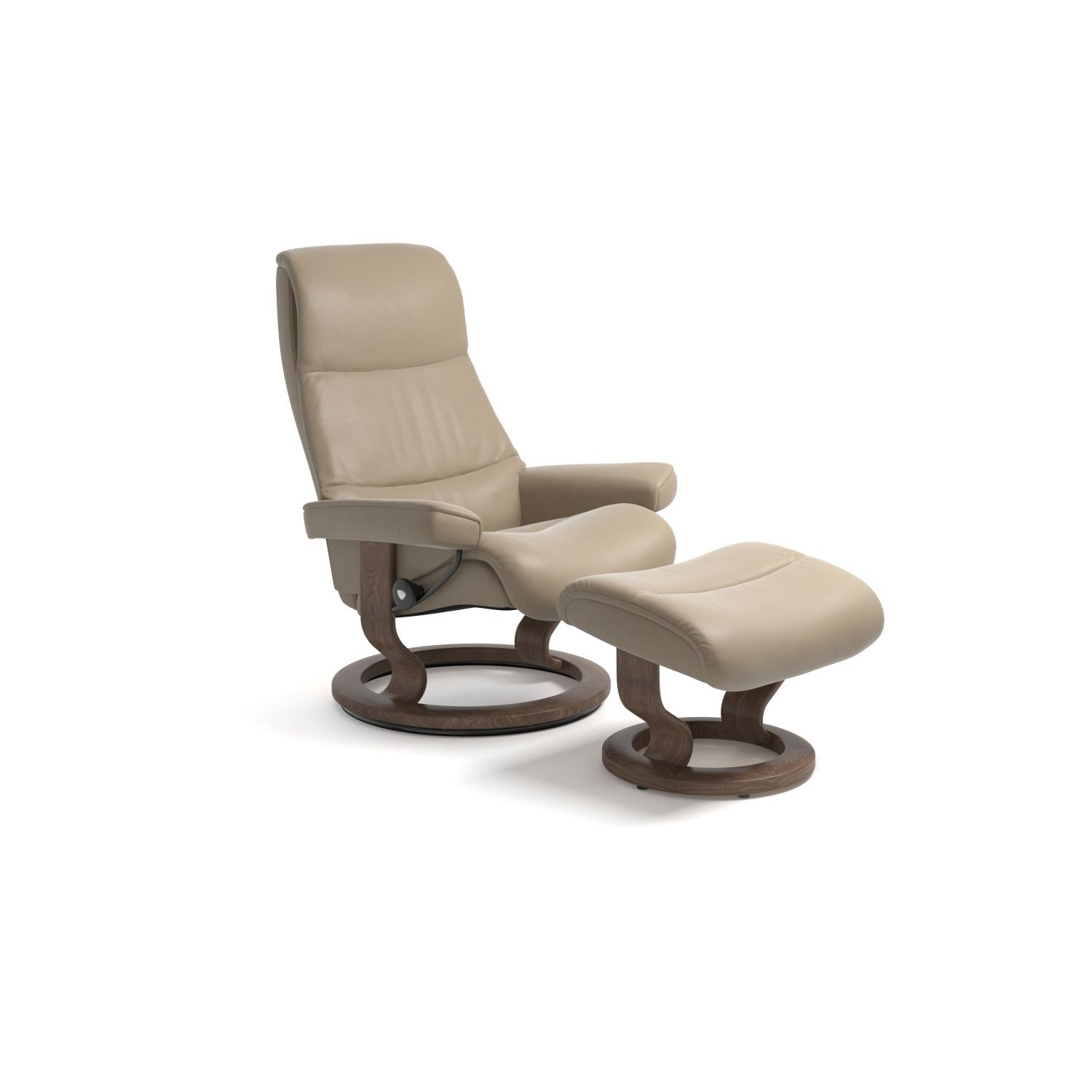 stressless chair review uk white wishbone view large with stool