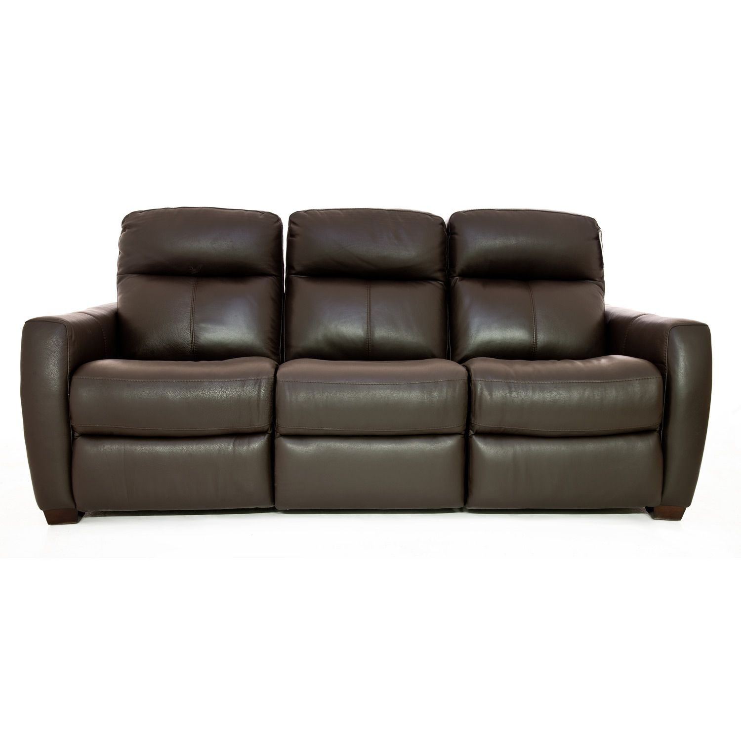 three seater recliner sofa how do i clean leather fraser power