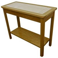 Anbercraft Beaumont Sofa End Table