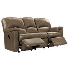 Three Seater Recliner Sofa Pull Out Bed Air Mattress G Plan Chloe Double