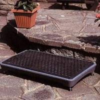 Derby Adjustable Half Outdoor Step  Parkgate Mobility