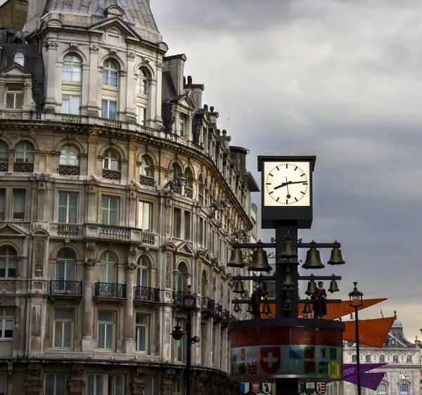 Famous Squares in London