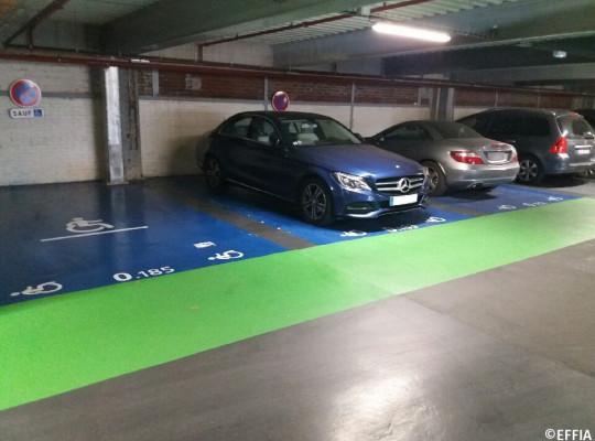 location parking pour utilitaire