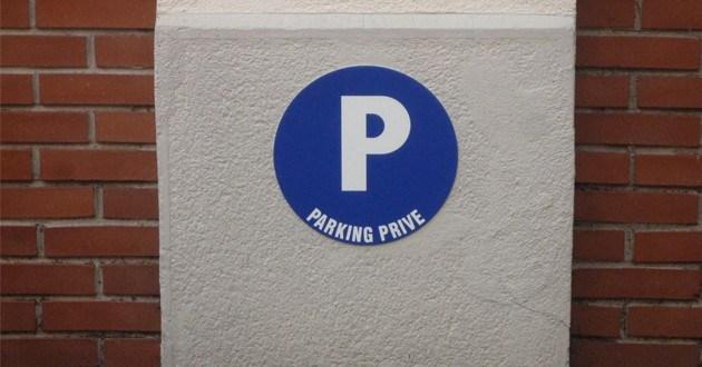 location parking preavis