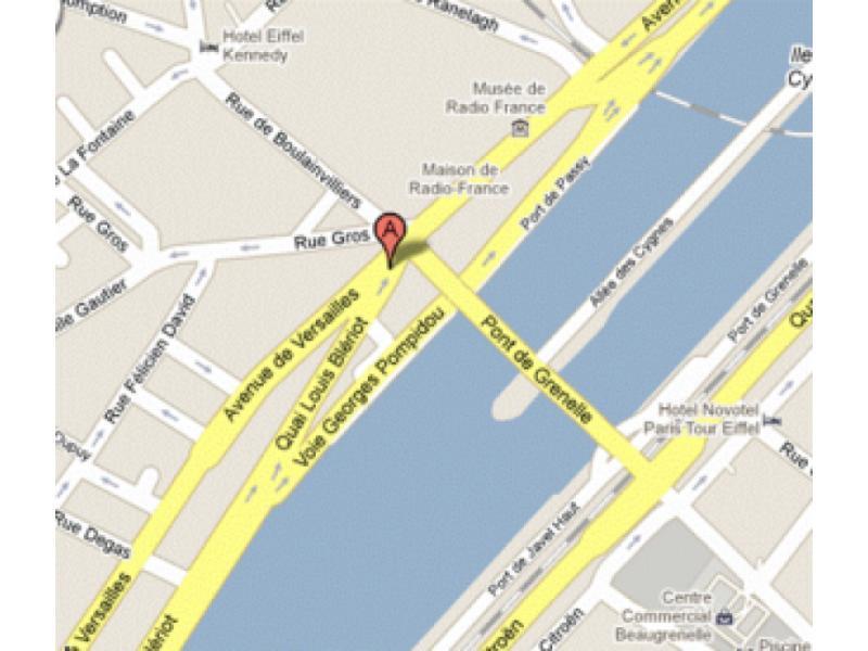location parking quai louis bleriot