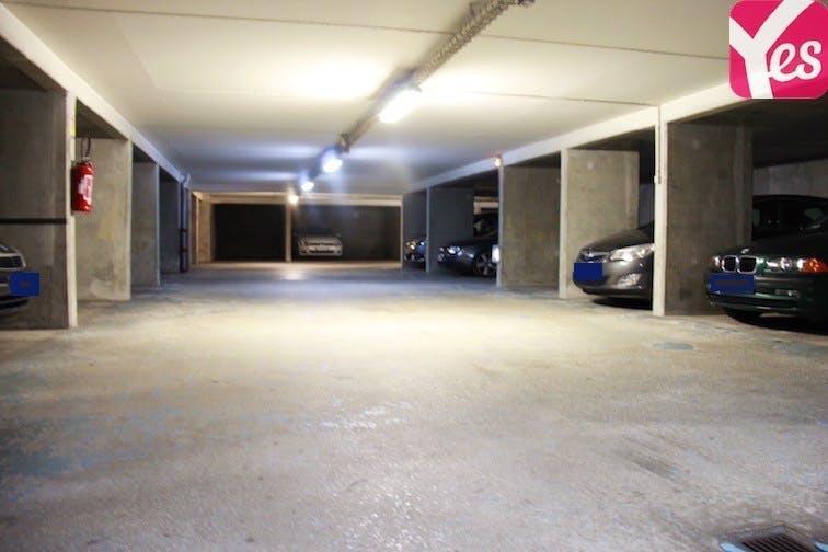 location parking saint ouen