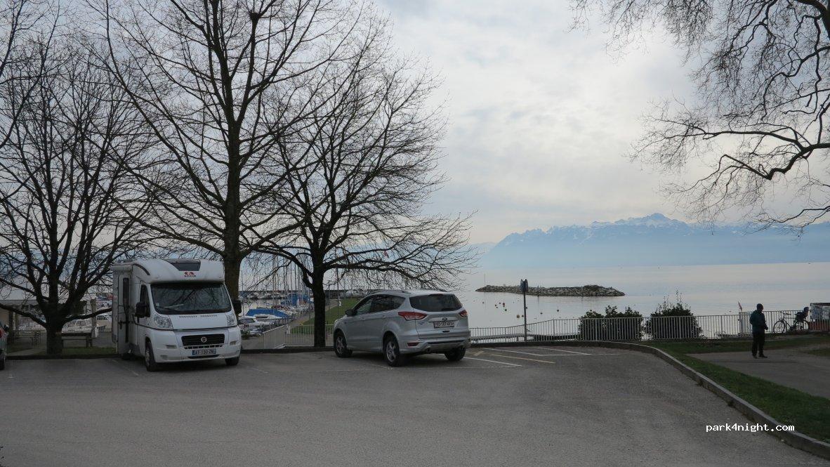 place parking morges