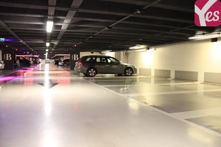 place parking orly particulier