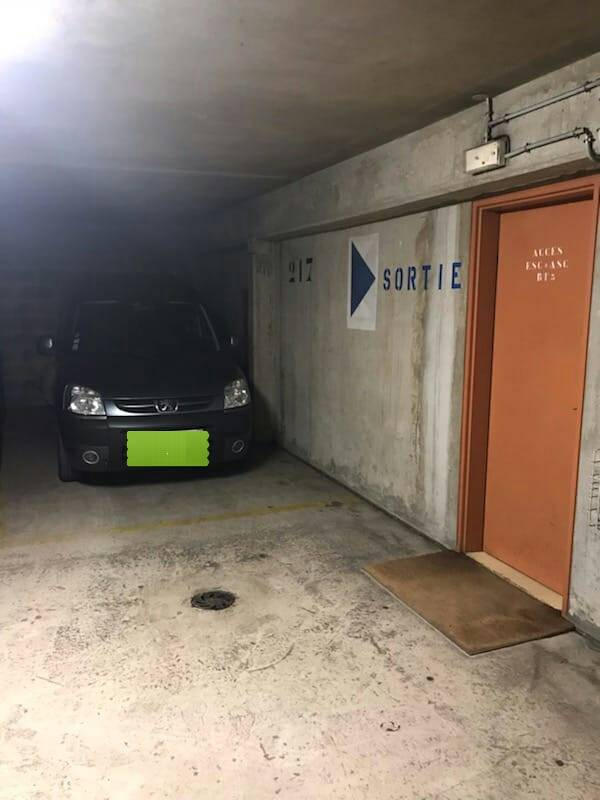 vente parking box courbevoie