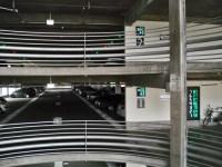 Edvard Thomsen - Vej -  storey car park in Copenhagen